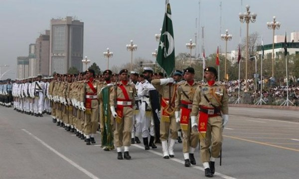Watch 23 march Pak Army parade 2017