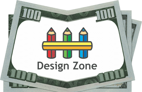 Design Zone - Let Us Customize Your Drop Card