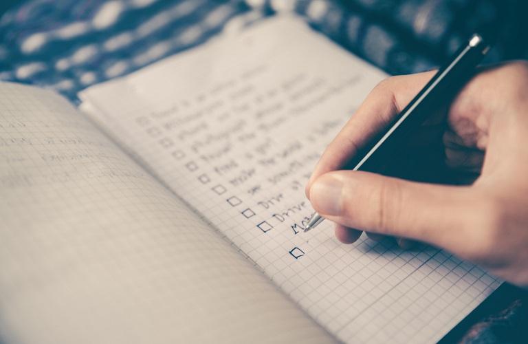 Year-End Personal Finance Checklist