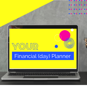 financial (day) planner