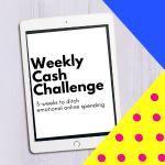 weekly cash challenge