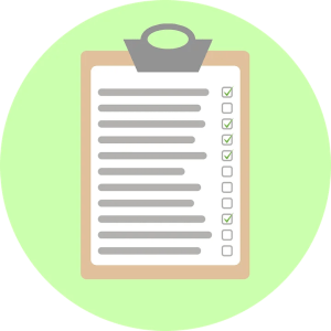 Checklist of inventory local movers Florida will move