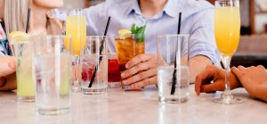Reward your friends for helping you relocate by taking them out for drinks.