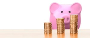 downsides of self-moving - piggy bank and change money