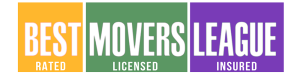 Best Movers League, Inc Moving Company Logo
