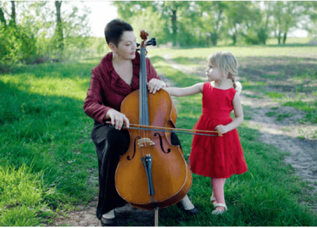Child Cello For Sale