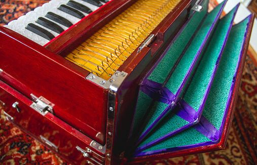 best Harmonium