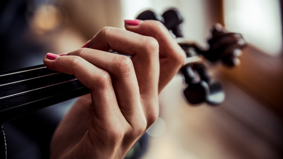 Violin Finger Positions