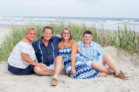 Myrtle Beach family pictures