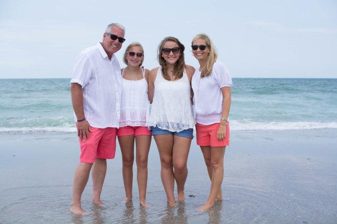 Dunes Village resort guests getting photos in Myrtle Beach