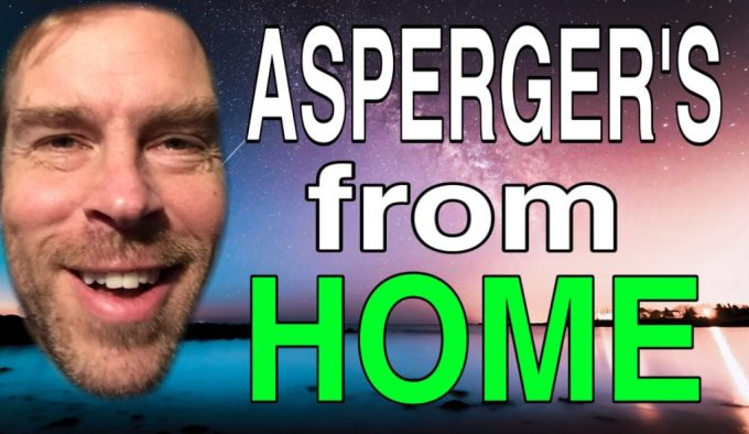 Working from Home with Asperger's - Rocking, Stimming, ADS