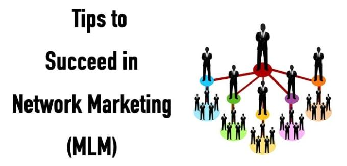 top mlm business techniques succeed network marketing strategies direct selling