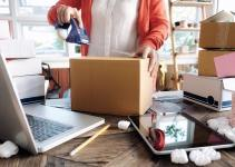 safely packaging products shipping orders