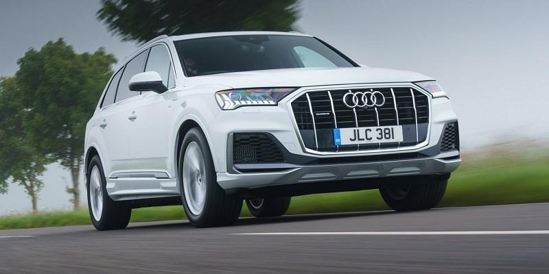 2022 Audi Q7 Hybrid