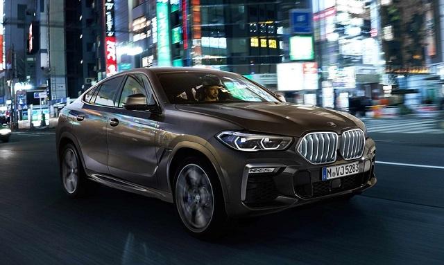 2022 BMW X6 main