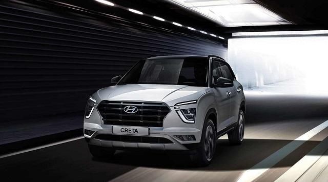 2022 Hyundai Creta front view