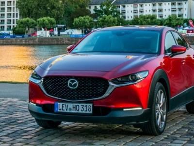 2022 Mazda CX-30 review
