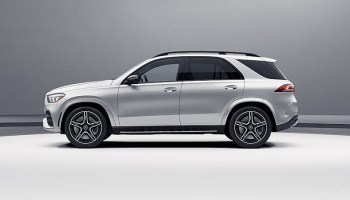 2022 Mercedes-Benz GLE review