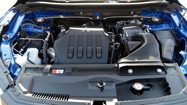 2022 Mitsubishi Eclipse Cross engine