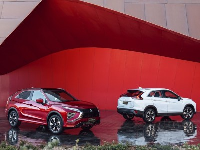 2022 Mitsubishi Eclipse Cross review