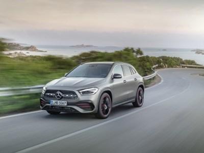 2022 Mercedes-Benz GLA