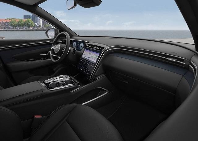 2022 Hyundai Santa Cruz N Interior