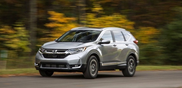 2022 Honda CRV Hybrid