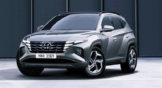 2023 Hyundai Tucson Hybrid