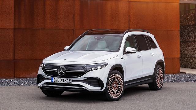 2023 Mercedes-Benz EQB