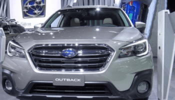 2020 outback release date