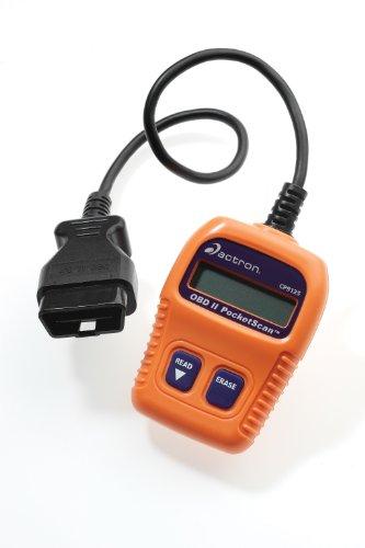 actron cp9125 pocketscan code reader