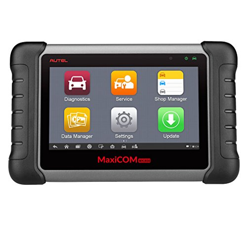 Features Comparison autel maxicom mk808 and mx808