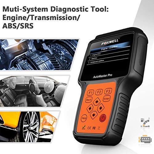 foxwell nt614 automaster pro diagnostic