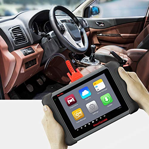 Features Comparison Autel MS906 and DS808 Diagnostic Scan Tool