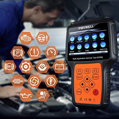 Foxwell NT650 Code Reader
