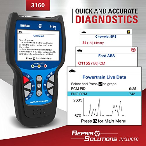 Innova 3160 Diagnostic Scan Tool