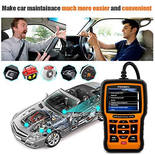 Foxwell Automotive NT510 Diagnostic Tool