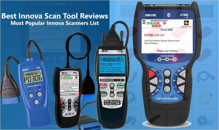 Best Innova Scan Tool Reviews