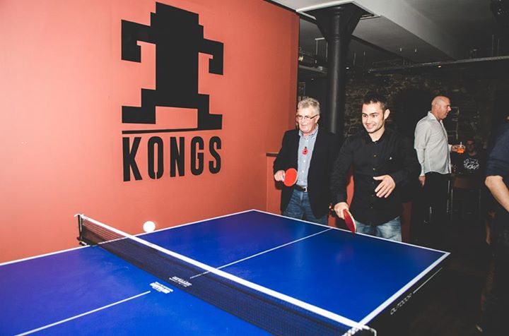 Kongs Table Tennis Bristol