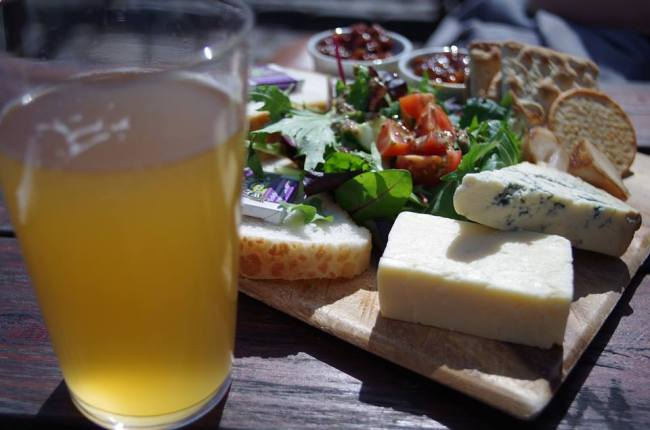 The Apple Ploughmans Lunch