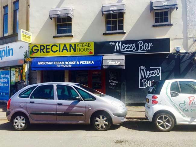 The Grecian Bristol