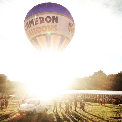 cameron balloon fiesta