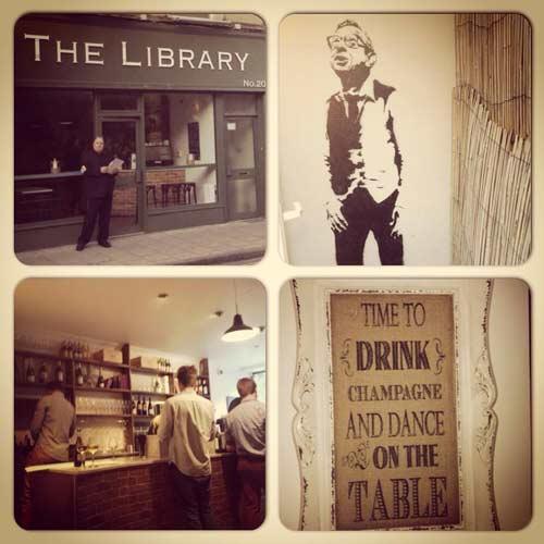 the library bristol