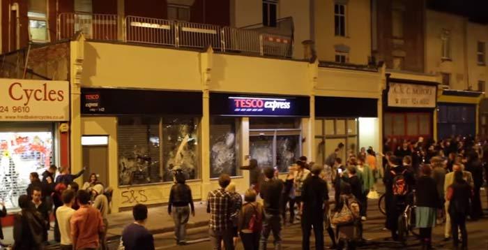 stokes croft riot