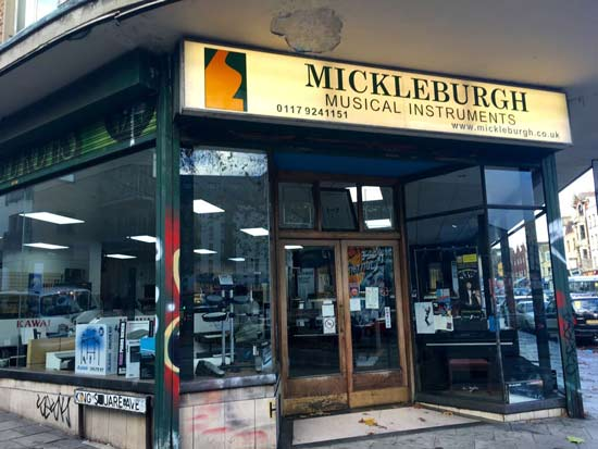 mickleburgh