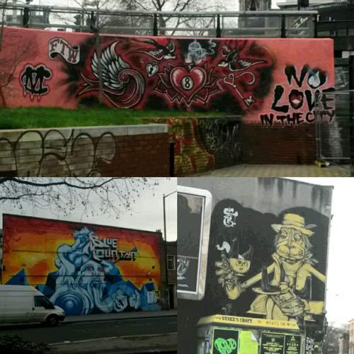 bristol grafitti