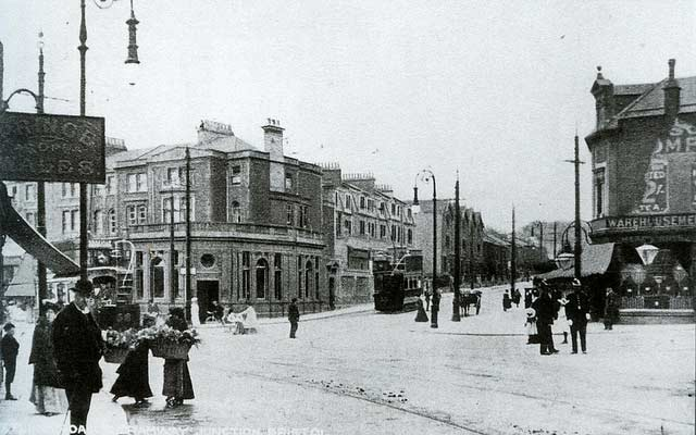 Gloucester road tram