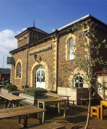 the pump house bristol