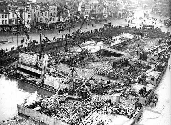 Bristol centre 1936