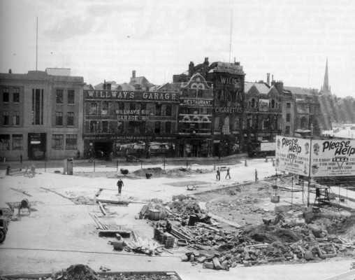 bristol centre in 1941